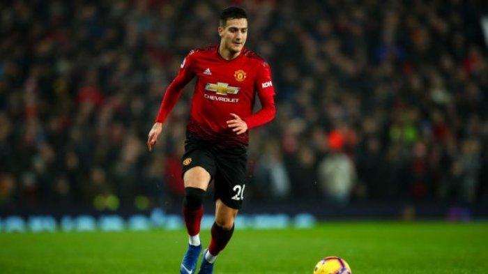 Diogo Dalot Mempunyai Potensi Jadi Bek Manchester United