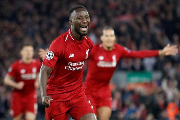 Liverpool Mempunyai potensi Pisah Dengan Naby Keita