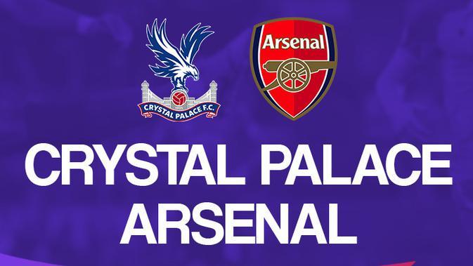 Prediksi Liga Inggris Arsenal Vs Crystal Palace